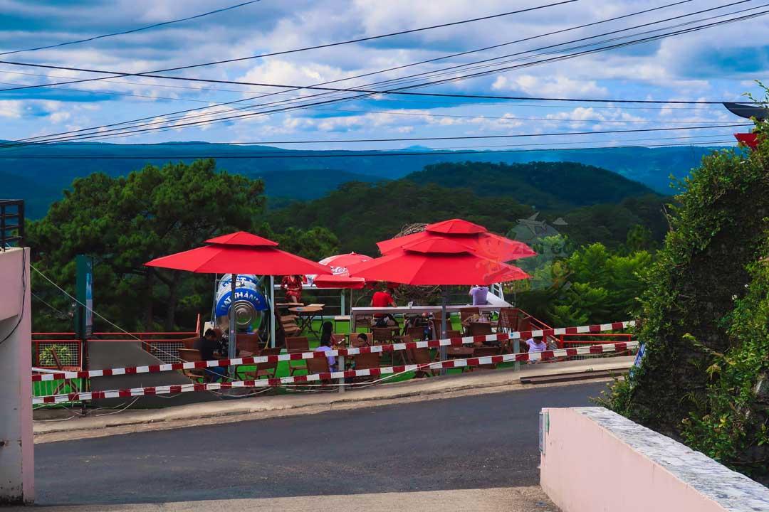 Quán Cafe Đà Lạt View