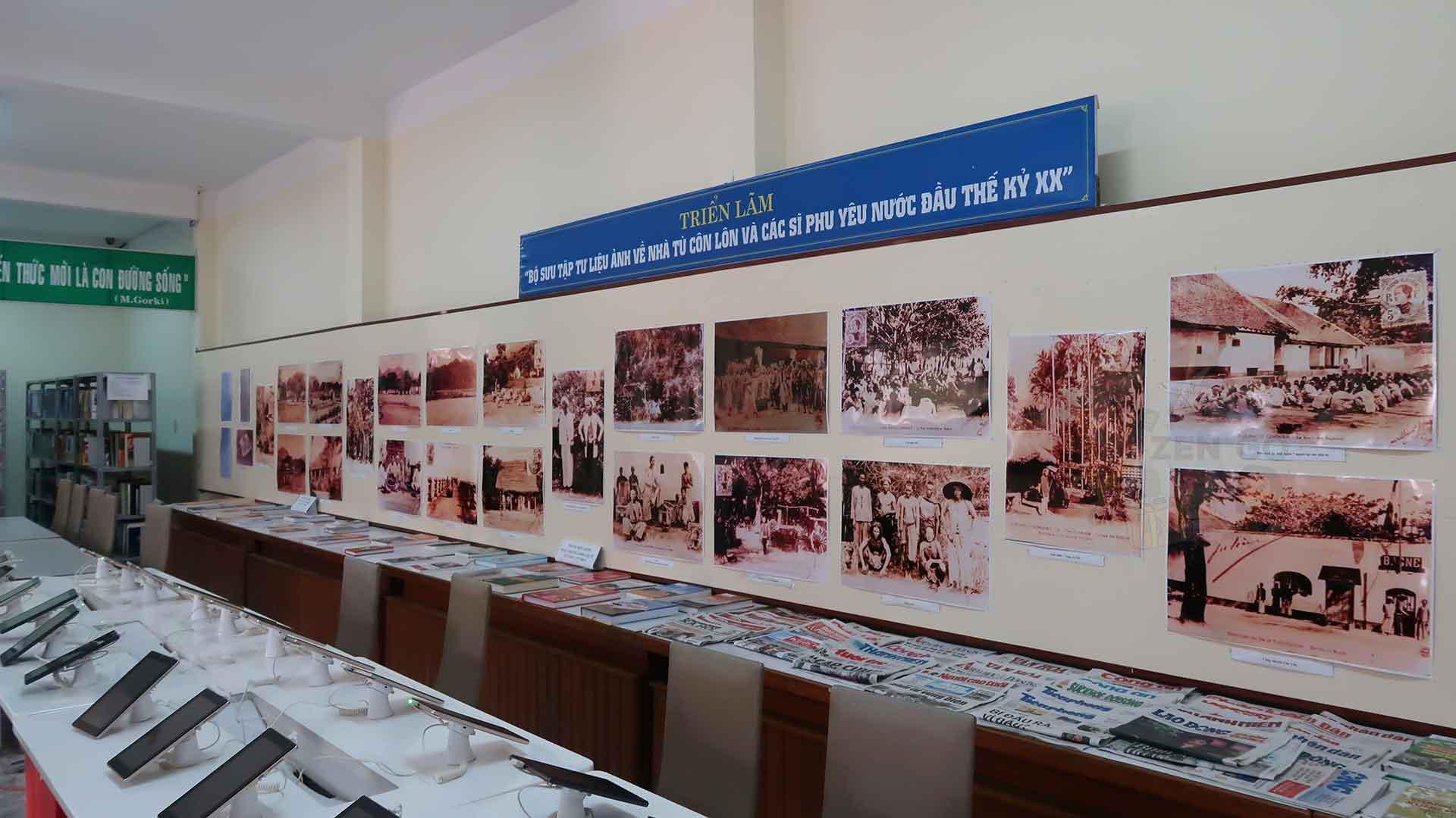 Thư Viện Đà Lạt - Lâm Đồng