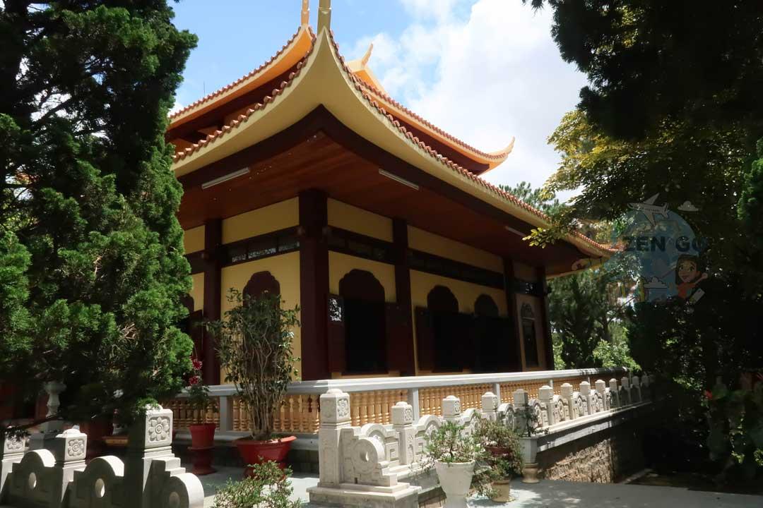 Một góc Thiền Viện