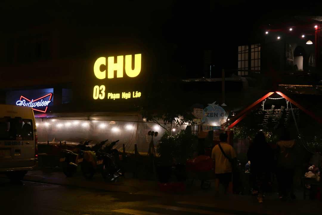 Nướng Chu